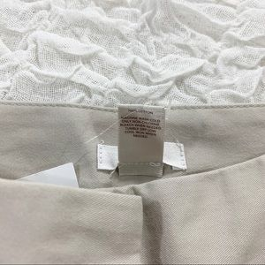 "LOFT Shorts - NWT LOFT khaki 4"" cotton shorts"